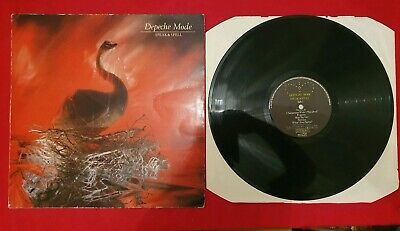 Depeche Mode - Speak & Spell - Original Uk Vinyl LP Album STUMM 5 MUTE VG/ G+