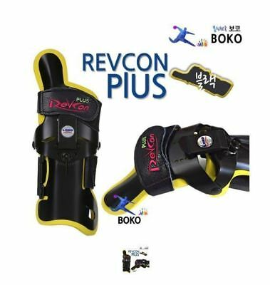 REVTENSION Mammoth Gold Bowling Wrist Support RIGHT Hand Gloves Bowl Sports n/_o