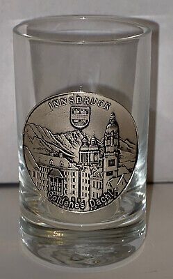 Golden Roof of Innsbruck Austria Souvenir Shot Glass - Goldenes Dachl