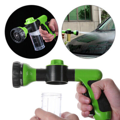 Tool High Pressure Nozzle Wash Car Tools Foam Water Gun Cleaning Sprayer