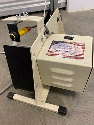 TAL-250 Label Dispenser with Photo Cell Sensor
