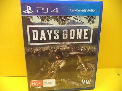 Days Gone Sony Ps4 Game