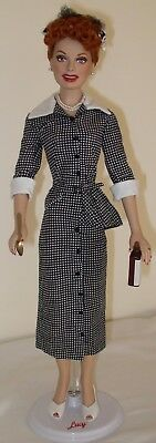 Franklin Mint - Lucille Ball (TV Commercial) Outfit