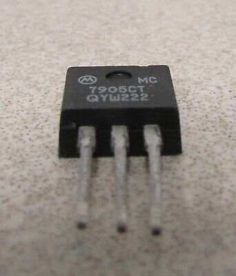 10 pieces X Fairchild LM7824CT LM7824 IC REG LDO 24V 1A TO220-3