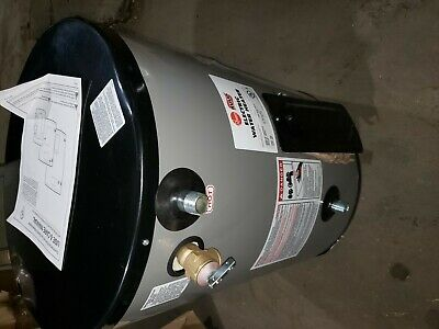Commercial electric water heater