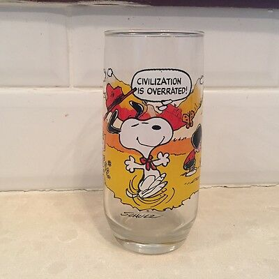 Brand NEW Vintage McDonalds Camp Snoopy Collection