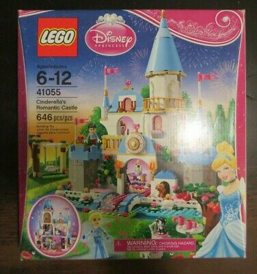 Lego 41055 - Disney Princess - Cinderella's Romantic Castle -  Retired - NISB
