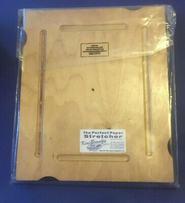 Ken Bromley Art Supplies The Perfect Paper Stretcher Solid Wood Art Board