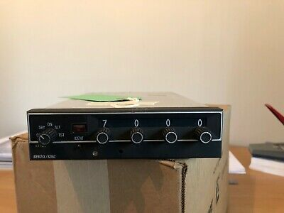 Bendix king KT76A Aircraft ATC Transponder