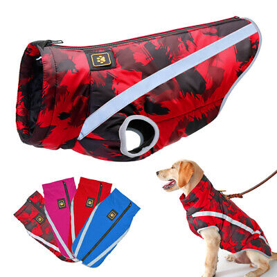 Dog Coats Waterproof Winter Jacket for Small Medium Large Dogs Pet Clothing Vest
