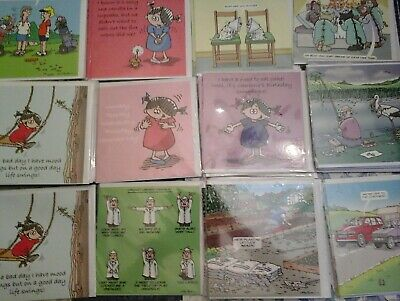 55 Else And Bunch Cards, Wholesale Joblot Greeting Cards