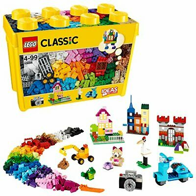 LEGO Classic 10698 Yellow Ideas Box Special 790pcs Building Toys