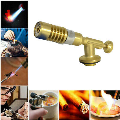 High Temperature Gas Turbo Torch Aluminum Brazing Propane Weld Plumbing Strong