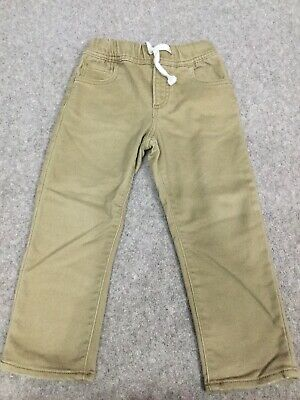 GAP Boys Slim Fit Beige Trousers. Age 3 Years. Excellent Condition
