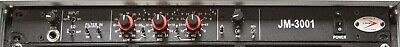 A Designs JM3001 Mic Preamp and Equalizer Rackmount