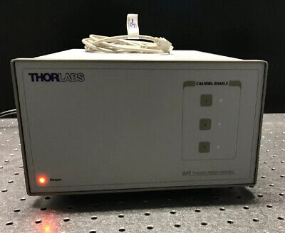 Thorlabs Bsc202 Two Channel ( 3 Max ) Apt Precision Motion Controller 200 Series