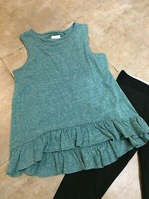 Girls Top Vest Tee from Next / Age 10 years / Once! VGC!