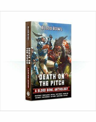 Black Library Blood Bowl - Death on The Pitch (PB) NEW Warhammer Book