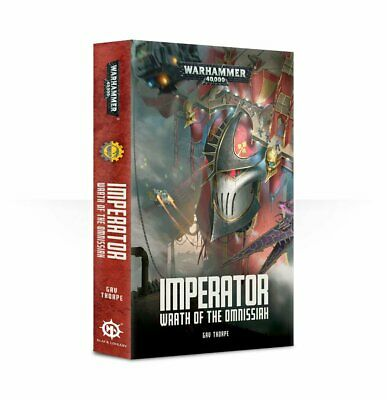 Black Library Imperator - Wrath Of The Omnissiah (PB) NEW Warhammer Book