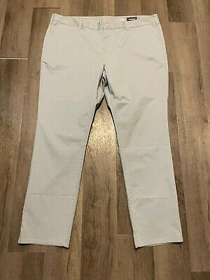 MASSIMO DUTTI COTTON AND LINEN BLEND trousers Size 38 Brand New 2020