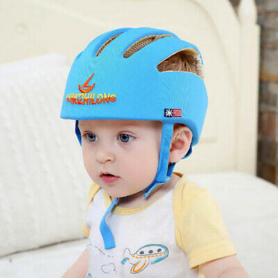 Adjustable Baby Toddler Safety Helmet Head Protection Hat for Walking Crawling