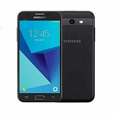 Samsung Galaxy J3 Express Prime 2 J327A 16GB Black (AT&T UNLOCKED) **NEW OTHER**
