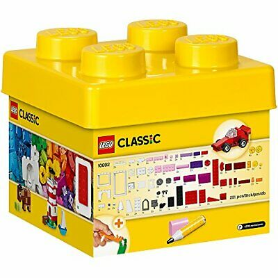 LEGO Kit Classic 221 pcs Children Kids Creative Block Toy 10692 New From Japan