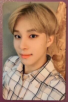 NCT 127 We Are Superhuman Jungwoo Photocard