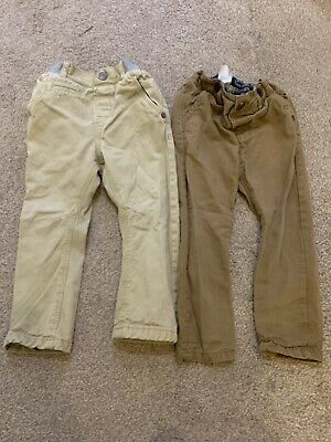 Boys NEXT blue trousers age 1.5-2 years 18-24 months BNWT