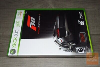 Forza Motorsport 3 1st Print (Xbox 360 2009) FACTORY SEALED! - RARE! - EX!