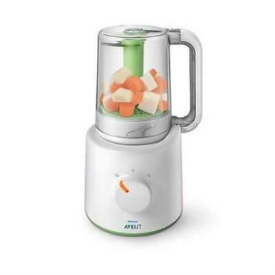 Philips Avent - 2-in-1 healthy baby food maker