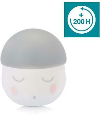 Babymoov SQUEEZY NIGHTLIGHT - GREY Toddler Child Nursery Sleep Aid BNIP