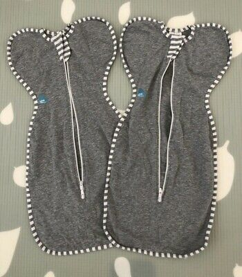 Love to Dream Baby Swaddle Sleeping Bag Extra Small X2