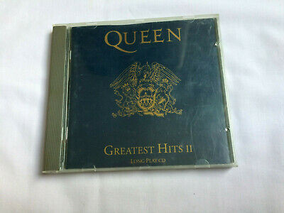 QUEEN - GREATEST HITS II - CD ALBUM ( 1991 ) Compilation / EMI / Made in UK