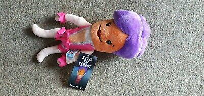 Aldi Official Katie the Carrot 2019 Soft Toy New