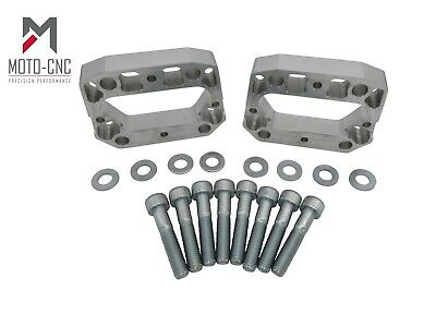 Ford Focus RS Mk1 20mm  Spacer Kit Rear Axle Upgrade - AIRCRAFT GRADE ALLOY