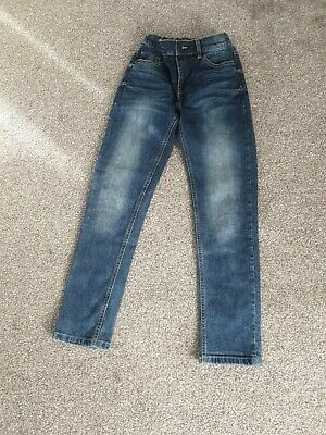 Boys  Distress Jeans Size 9/10 Years From M&S
