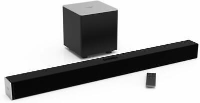 VIZIO SB3821-C6 38-Inch 2.1 Channel Sound Bar with Wireless Subwoofer Brand New!