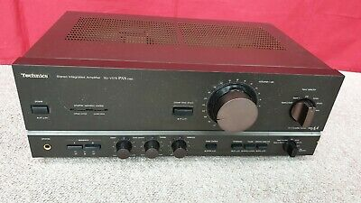 Technics SU-V570 Stereo Integrated Amplifier - Phono Stage - Working