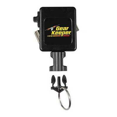 GEARKEEPER RT3-5852-E Key Retractor,Extended Belt Clip,42inL