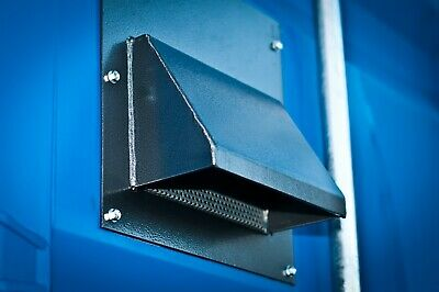 2 Bolt ON Cargo Container Vents Container Vents  Helps Prevent Condensation!