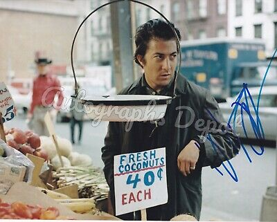 DUSTIN HOFFMAN signed MIDNIGHT COWBOY photo - REAL! IN-PERSON! PIC PROOF!