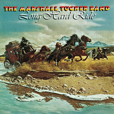 The Marshall Tucker Band - Long Hard Ride CD SEALED Southern Country Rock Album
