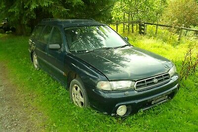 Subaru Legacy GLClassic Break for lights, doors, front wing and subframe engines
