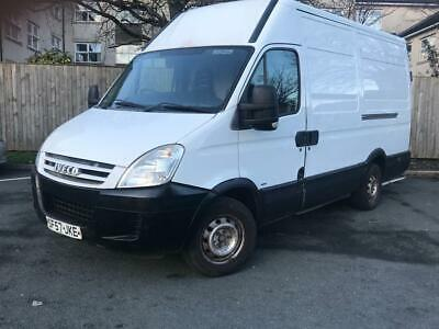 Iveco Daily 2.3 Hpi Mwb  High Roof Excellent Condition Low Mileage New Mot