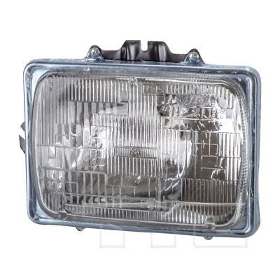 Fits 2003 2004 2005 2006 2007 Ford E-150 Headlight Assembly Driver Side