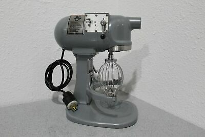 Hobart N50 Commercial Grade 220v 5 Quart 3 Speed Kitchen Bakery Mixer FREE S&H