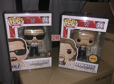 """Funko PoP! WWE WCW Wrestling Diesel """"Kevin Nash"""" (Chance at CHASE) IN STOCK"""
