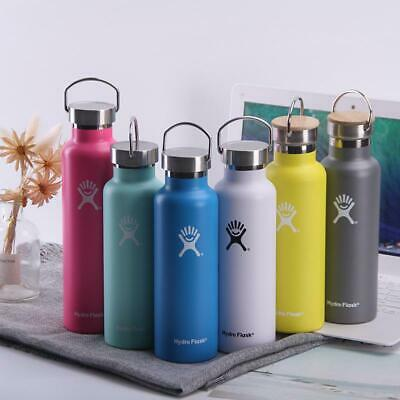 Hydro Flask Standard Mouth Stainless Steel Bottle24oz Water bottle Free Shipping