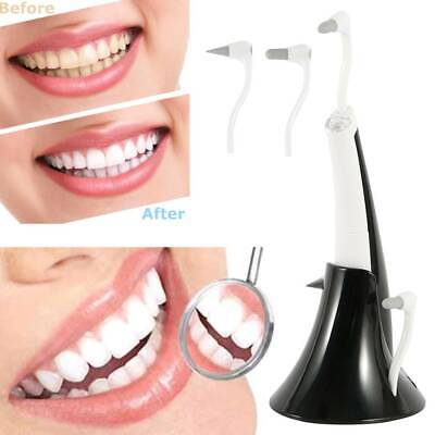 5In1 Electric Ultrasonic Dental Scaler Tooth Stain Plaque Calculus Remover Tool